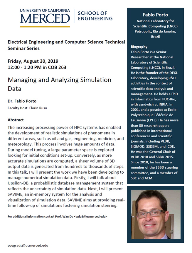 EECS Seminars | Electrical Engineering and Computer Science